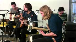 "RadioBDC Live in the Lab: The Vaccines perform ""Melody Calling"""