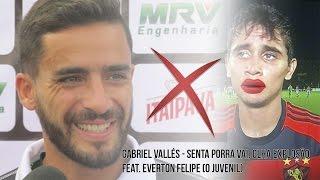 Gabriel Vallés - Senta porra vai, Olha a Explosão feat. Everton Felipe ( O juvenil )