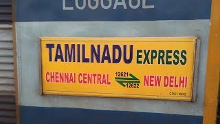 """Birthday Tribute : 41 Glorious Years of Service by the """"SR KING"""" TamilNadu Express"""