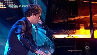 "El Número UNO, 2ª edición: Jamie Cullum canta ""Edge of something"""