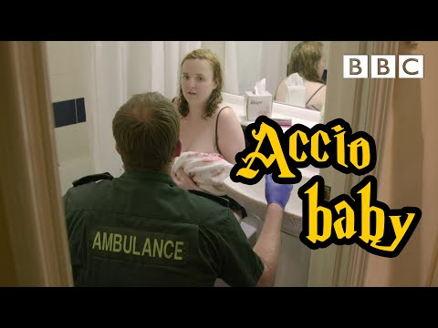 Download Video The Pregnancy Test Was Negative... Then I Gave Birth In A Hotel Toilet! 😱 - BBC
