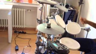 Linkin Park - All For Nothing (feat. Page Hamilton) - Drum Cover