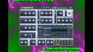 65 Hip Hop and Funk presets for NI Massive vsti synth.  Full Macros on each patch.