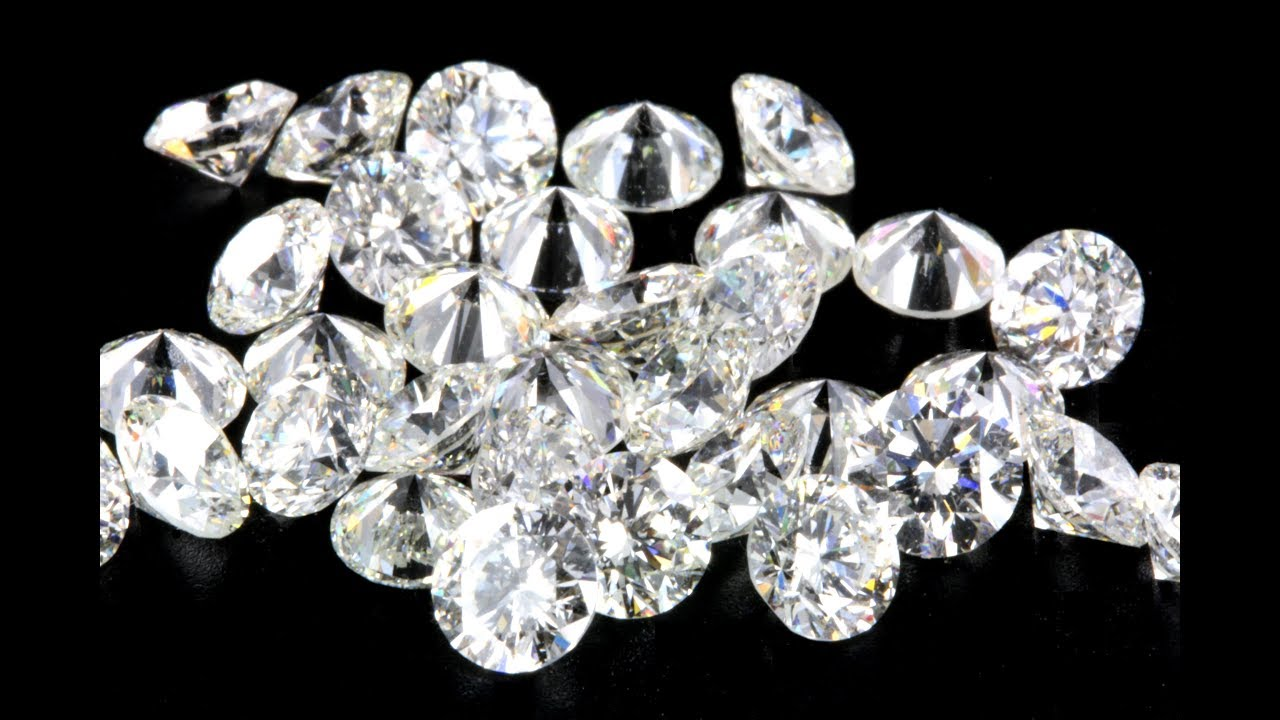 Diamonds from Guinea Documentary of Patrick Voillot