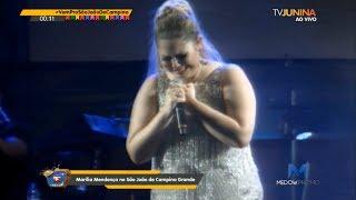 """HD Marília Mendonça canta """"Te Agradeço"""" do Diante do Trono em Show - 24/06/17"""