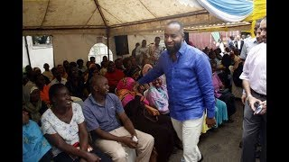 Joho's warning to Ruto: We'll deal with you