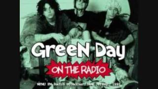 Green Day On The Radio - Christie Road Live