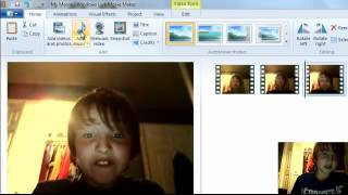 How To Use A Beep/Censor In Windows Live Movie Maker 2011/2012/2010