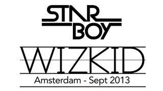 STARBOY : Wizkid Concert - Amsterdam 2013