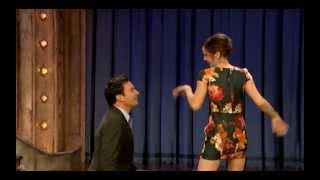 [WebRip 1080p] Emma Watson dancing with Jimmy Fallon