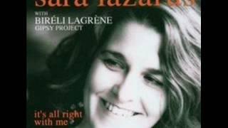 Sara Lazarus & Bireli Lagrene ~ Gypsy in my soul