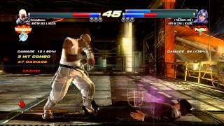 TTT2~ SchuhBlume (Raven) vs.  I T4LDON 126 I (Lee & Violet) HD