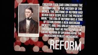 APUSH American Author Video // Ralph Waldo Emerson