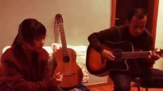 ADELE - ALL I ASK      cover ( voc : ZIVA guitar : ADE )