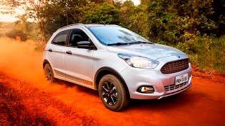 Novo Ford Ka 2018 Trail: preços, consumo, detalhes - www.car.blog.br