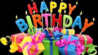 Parabéns,happy birthday, Instrumental