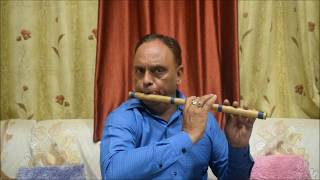 Aji Roothkar Ab Kahan Jaiyega | Flute Cover by P D Dixit | Lata Mangeshkar | Sadhna | Aarzoo |
