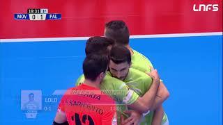 Gol Lolo (0-1) Movistar Inter - Palma Futsal. J6, 1Div. LNFS