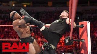 Bobby Lashley vs. Kevin Owens: Raw, Oct. 1, 2018