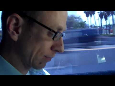 Taxi ride in San Juan.MP4