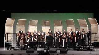 HHS Live Laugh Love 2014 CHORALE - Life's A Happy Song