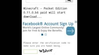 download minecraft pe apkhere