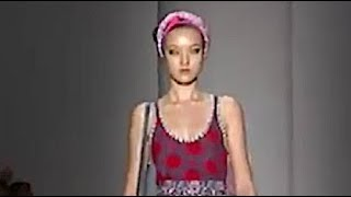 MARC BY MARC JACOBS Spring Summer 2013 New York - Fashion Channel