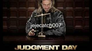 judgment day 2009 theme song