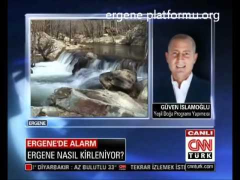 CNN TÜRK - Ergene'de Alarm - 7.Bölüm - 8.9.2011
