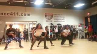 Beyonce Partition/Yonce Malayna (13 yrs old) Sean Bankhead choreo