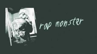 BTS Rap Monster – 표류 (Adrift/Drifting) [Han|Rom|Eng lyrics]