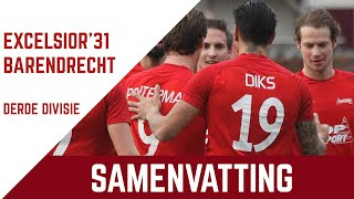 Screenshot van video Samenvatting Excelsior'31 - Barendrecht