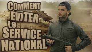 NE PAS PASSER LE SERVICE NATIONAL // كيف تتجنب الخدمة الوطنية // MISTER LYES