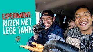 Hoe ver kan je doorrijden met een lege tank? // Mattie, Fien & Igmar