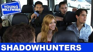 Which Shadowhunter is the Biggest Flirt?