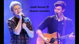 Niall horan ft Shawn mendes mercy