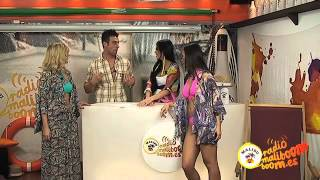 Serebro presentan Vitamina Dance en bikini