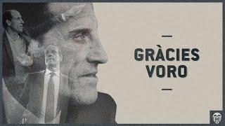 GRÀCIES VORO!!!  VALENCIA CF