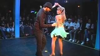 Amador - Rodrigo e Juliana - Eliminatória do VII Concurso de Salsa do Rey Castro