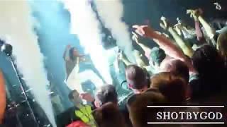 WIZ KHALIFA HOPELESS ROMANTIC LIVE LONDON UK 2018
