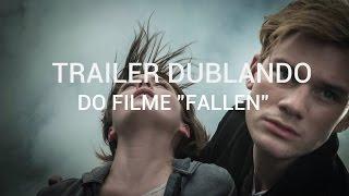 """Trailer Dublando do Filme """"Fallen"""" / Estreia 08.12"""