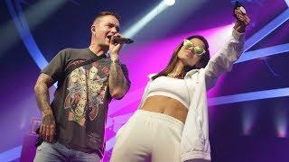 J Balvin e Anitta - Ginza (Remix) | Ensaio Música Boa Ao Vivo (HD)