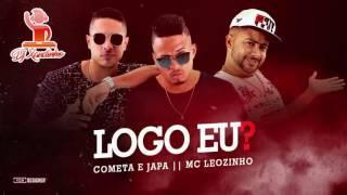 Danilo e Japa Part Mc Leozinho -  Logo Eu (Musica Nova 2017)