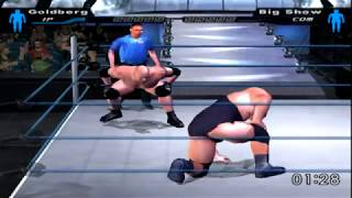 wwe here comes the pain main moves trick by toon movie