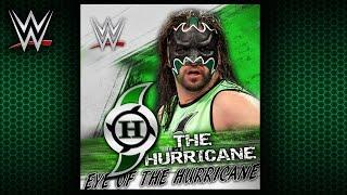 """WWE: """"Eye Of The Hurricane"""" (The Hurricane) Theme Song + AE (Arena Effect)"""