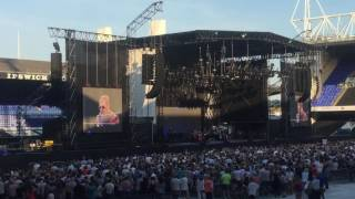 Elton John - I Guess That's Why They Call It The Blues - Ipswich Portman Road June 2017