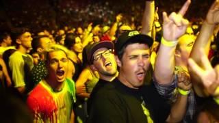 blink-182 Tour Life: Summer 2016