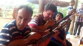 Zé Geraldo e Gilberto - A Coisa Tá Feia (COVER)