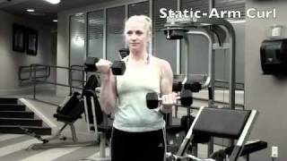 P90X in 90 Seconds: Back and Biceps
