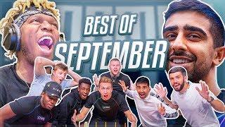 SIDEMEN BEST OF SEPTEMBER 2019